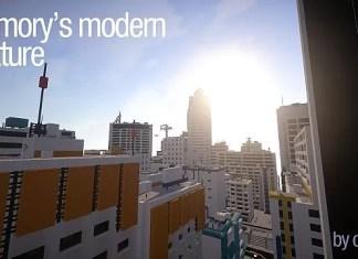 memorys modern