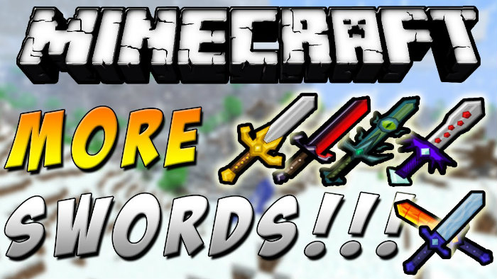 minecraft swords mod 1.8