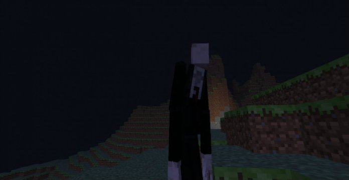 Diamond Enderman Minecraft
