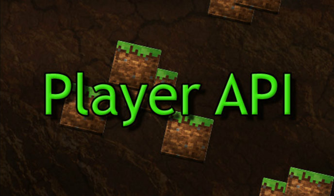 Player API Mod For Minecraft MinecraftSix - Minecraft spieler finden mod