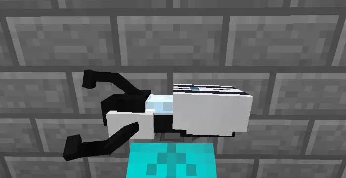 mod portal gun minecraft