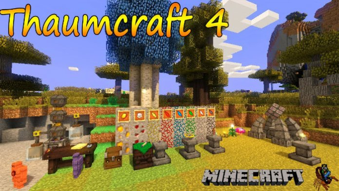 Thaumcraft Mod for Minecraft 1 8 9/1 8/1 7 10 | MinecraftSix