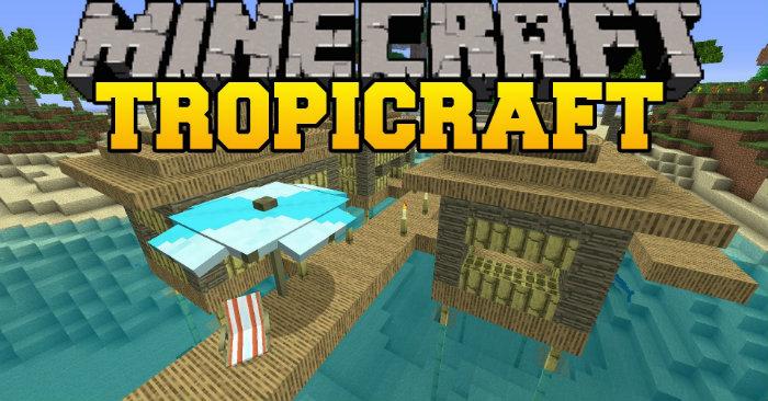 Tropicraft Mod For Minecraft 1710164 Minecraftsix