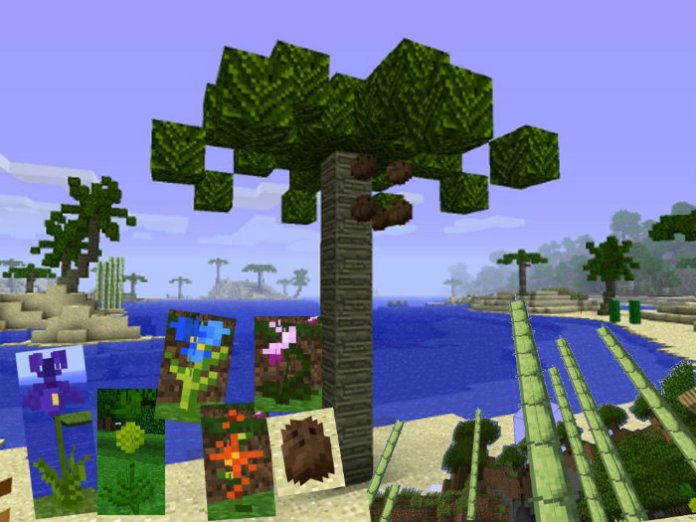 Tropicraft Mod for Minecraft 1 7 10/1 6 4 | MinecraftSix