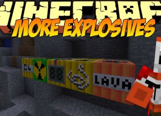 more explosives