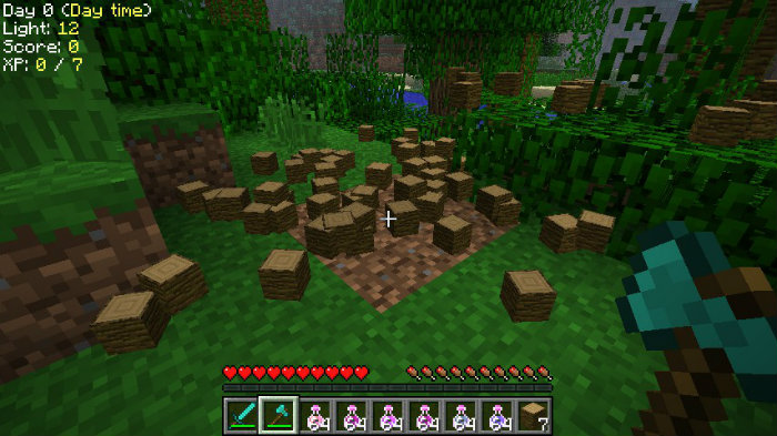 treecapitator 9minecraft