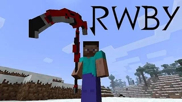 RWBY-Craft