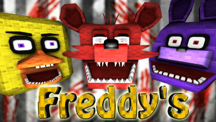 five-nights-at-freddys-minecraft