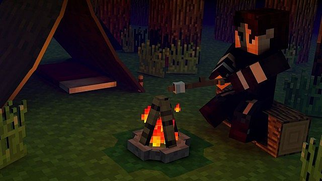The Camping Mod for Minecraft 1 10 2/1 9 4/1 7 10 | MinecraftSix