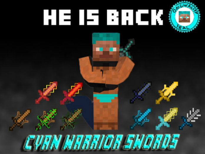 Cyan-Warrior-Swords-mod