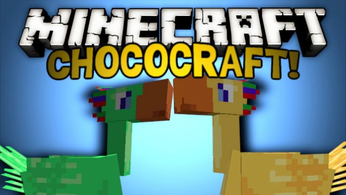 chococraft-mod