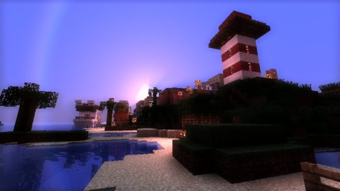dvv16's-shaders-mod