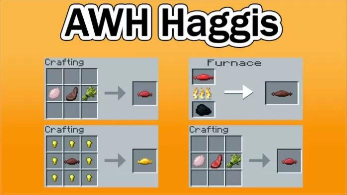 haggis-mod