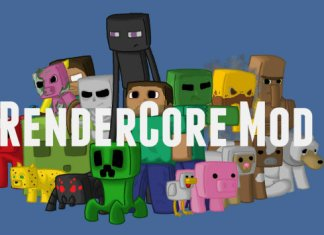 render core mod minecraft