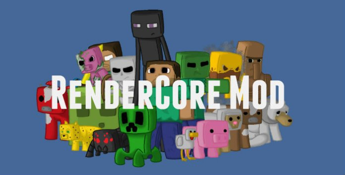 render-core-mod-minecraft