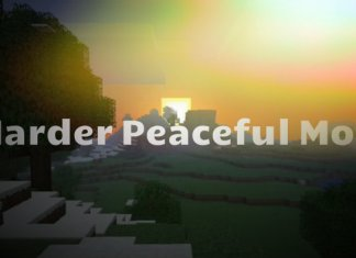 harder peaceful mod minecraft