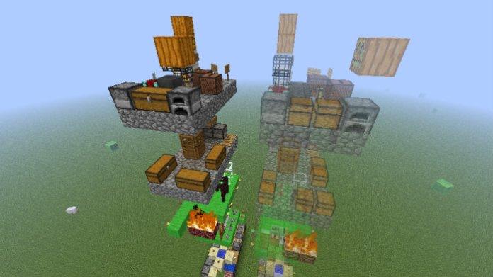 Minecraft Build Tree Using Worldedit