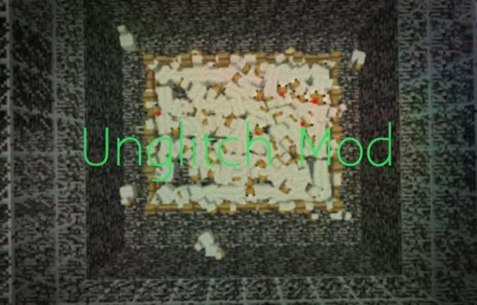 unglitch-mod