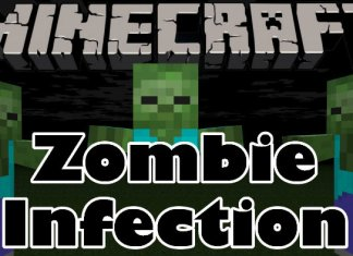 zombie infection mod minecraft