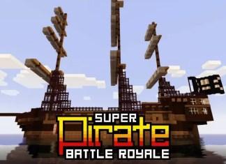 super pirate battle royale map