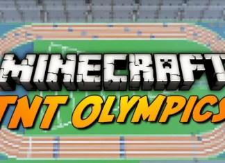 tnt olympics map minecraft