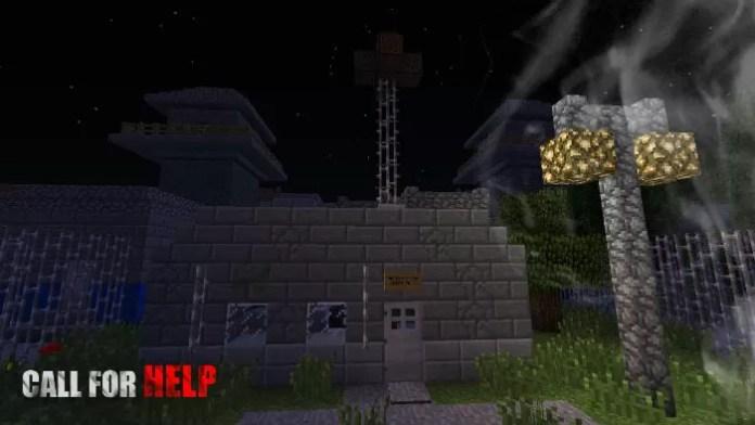 Zombie-adventure-map