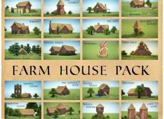 farm house pack