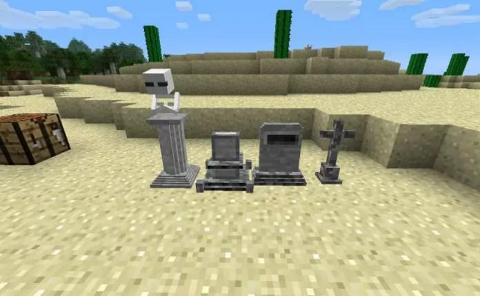 gravestone-minecraft
