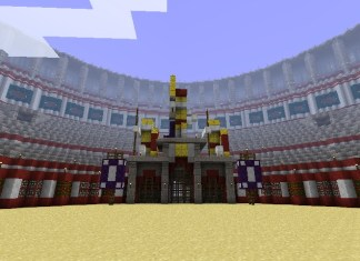 romecraft coliseum