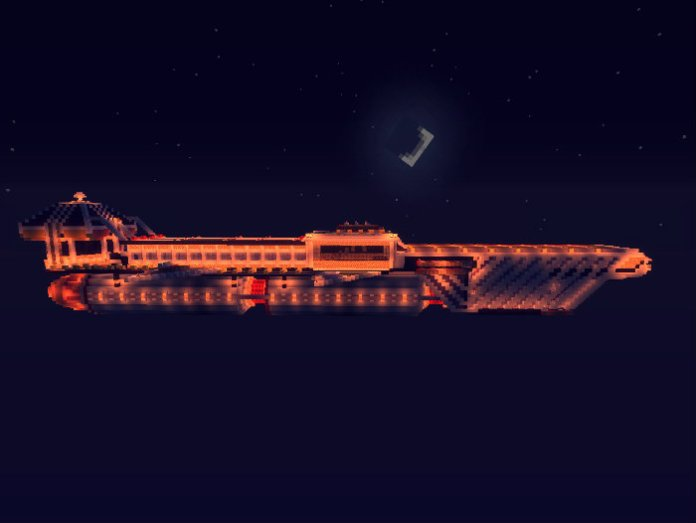 the-lucky-block-spaceship-minecraft
