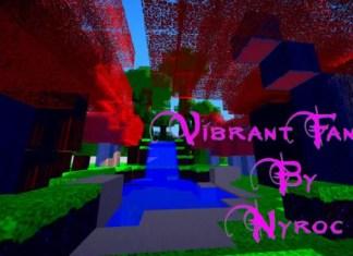 vibrant fantasy