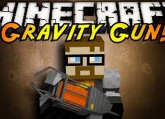 Gravity Gun Mod