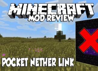 pocket nether link