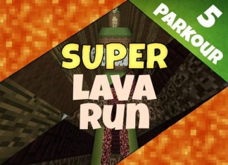 super lava run