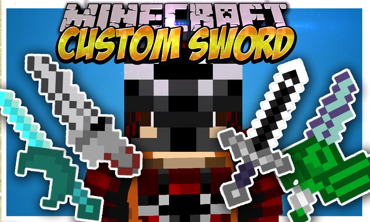 Custom Sword Mod for Minecraft 1.7.10 | MinecraftSix