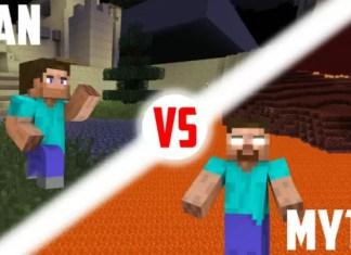 man vs myth