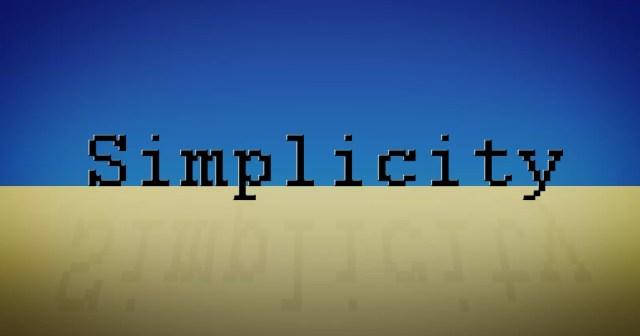 simplicity-map