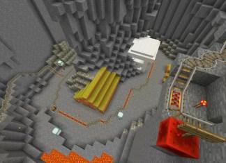 speedmine map minecraft