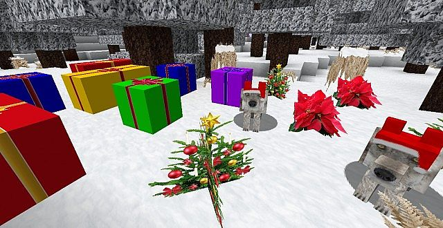 zedercraft-Christmas-texture-pack