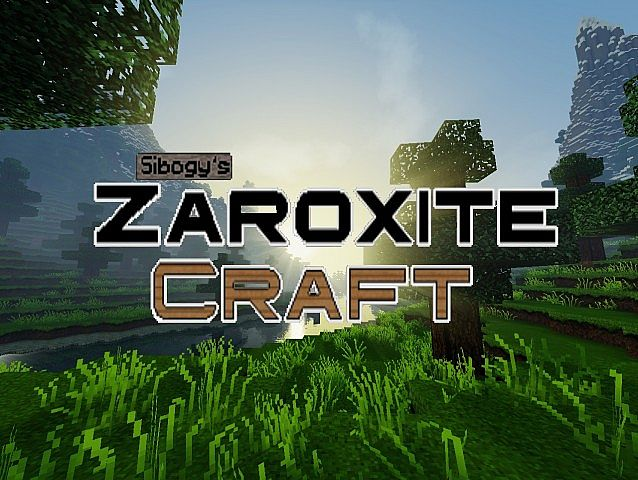 Sibogys-ZAROXITE-Craft-resource-pack