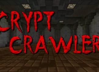 crypt crawler map