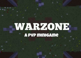 warzone map minecraft