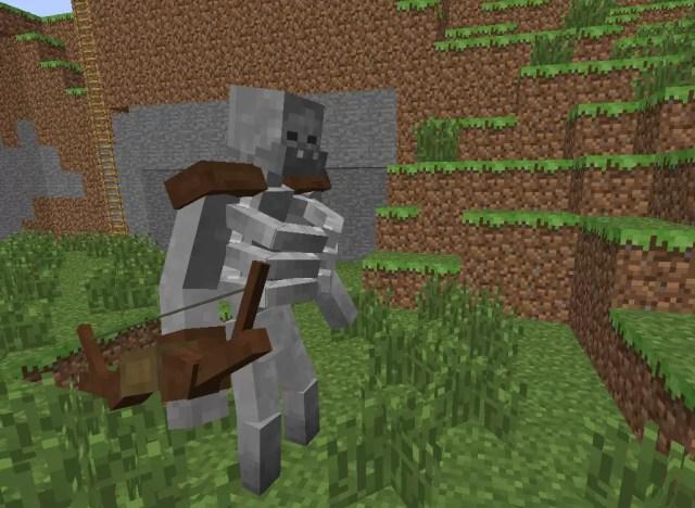 Mutant-Skeleton