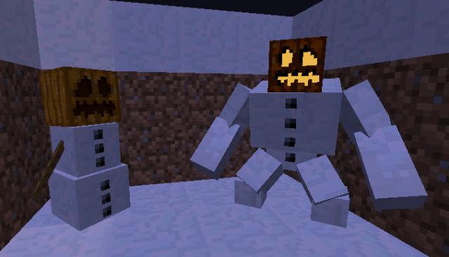Mutant-Snow-Golem