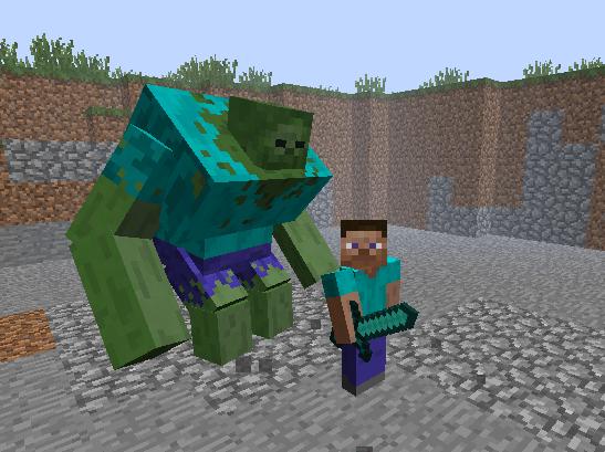 Mutant-Zombie