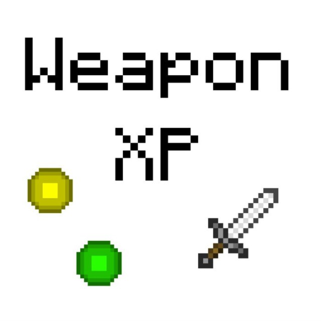 Weapon-XP-Mod-minecraft