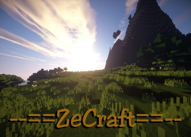 zecraft-texture-pack