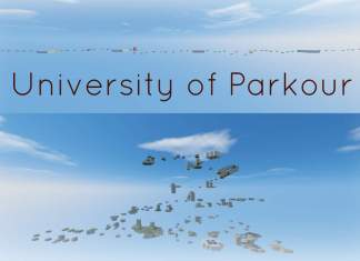 university of parkour map