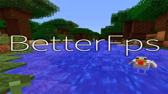 BetterFPS Mod for Minecraft 1 12 2/1 11 2 | MinecraftSix
