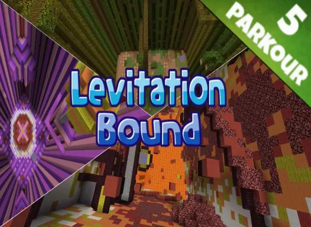 levitation-bound-map